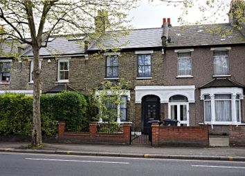Thumbnail 2 bed terraced house for sale in Chingford Road, London