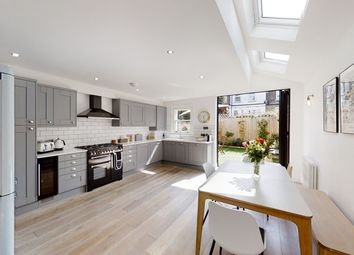 Thumbnail 4 bed terraced house for sale in Somerset Road, Bedford Park Borders, Chiswick, London