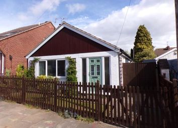 Thumbnail 2 bed bungalow for sale in Hobson Road, Leicester, Leicestershire, England