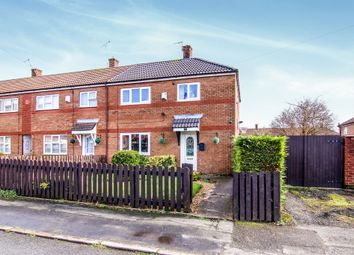 Thumbnail 3 bedroom end terrace house for sale in Hawthorn Road, Little Sutton, Ellesmere Port