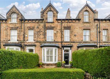 Thumbnail 4 bed terraced house for sale in Robert Street, Harrogate