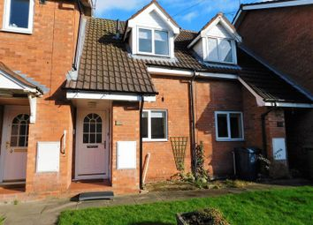 Thumbnail 1 bed terraced house for sale in Beaconside Close, Beaconside, Stafford.