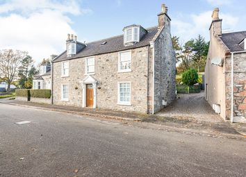 Thumbnail 5 bed detached house for sale in Church Street, Dufftown, Keith, Moray