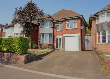 Thumbnail 4 bed detached house for sale in Island Road, Birmingham
