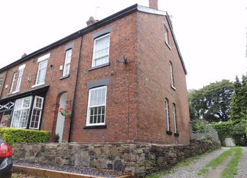 Thumbnail 3 bed end terrace house for sale in St Martins Road, Marple, Stockport