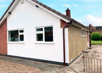Thumbnail 2 bed detached house to rent in Lavender Close, Blaby, Leicester