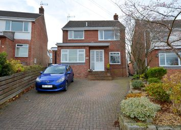 Thumbnail 3 bed detached house for sale in Wheatcroft Close, Wingerworth, Chesterfield