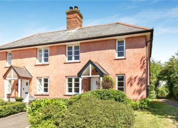 Thumbnail 2 bed semi-detached house to rent in Nutchers Drove, Kings Somborne, Stockbridge, Hampshire