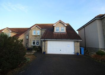 Thumbnail 4 bed detached house for sale in Beechwood Avenue, Glenrothes