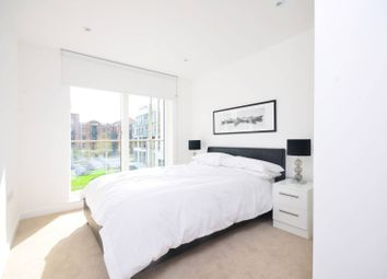 Thumbnail 2 bed flat for sale in Voysey Square, Bow