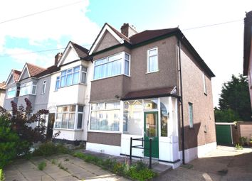 Thumbnail 3 bed semi-detached house for sale in Grove Road, Chadwell Heath, Romford