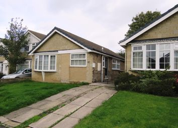 Thumbnail 3 bed bungalow to rent in Greenfield Mount, Wrenthorpe, Wakefield