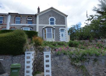 Thumbnail 4 bed end terrace house for sale in Highbury Road, Torquay