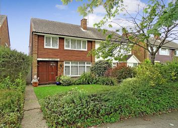 Thumbnail 3 bed semi-detached house for sale in Robin Way, Chelmsford, Essex