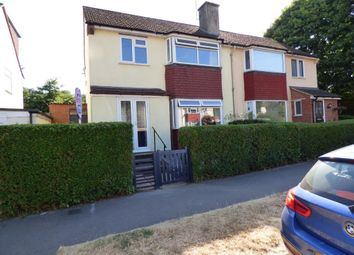 Thumbnail 3 bed semi-detached house for sale in Broomhill Road, Farnborough