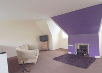 Thumbnail 1 bed flat to rent in Flat 4, 2 Pier Road, Milford Haven