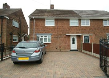 Thumbnail 3 bedroom semi-detached house for sale in Birch Grove, Shirebrook, Mansfield