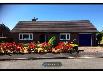 Thumbnail 2 bed bungalow to rent in Ffridd Y Gog, Corwen