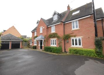 Thumbnail 6 bedroom detached house for sale in Orlando Court, Chellaston, Derby