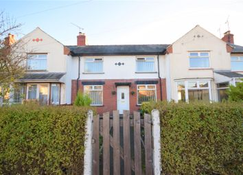 Thumbnail 3 bed terraced house for sale in Huntroyde Avenue, Wrexham