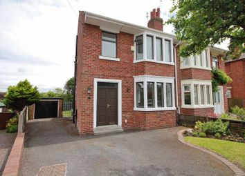 Thumbnail 4 bed semi-detached house for sale in 17 Westby Way, Poulton-Le-Fylde