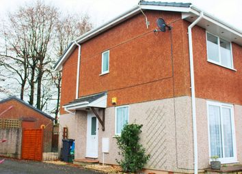 Thumbnail 2 bed end terrace house to rent in Jenwood Road, Dunkeswell, Honiton
