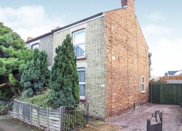Thumbnail 2 bedroom semi-detached house for sale in Albany Road, Wisbech