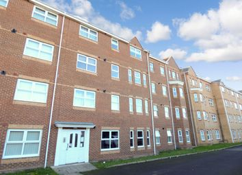 Thumbnail 2 bed flat for sale in Lingwood Court, Thornaby, Stockton-On-Tees