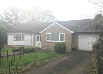 Thumbnail 2 bed detached bungalow to rent in Wyelands Close, Buxton