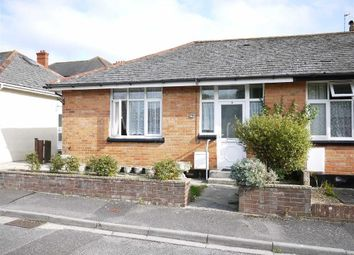 Thumbnail Semi-detached bungalow for sale in Spa Avenue, Weymouth, Dorset
