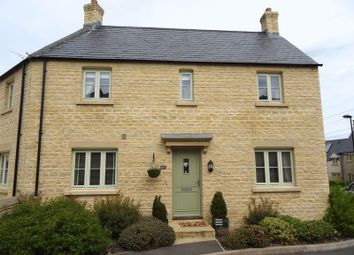 Thumbnail 2 bed semi-detached house for sale in Forstall Way, Cirencester