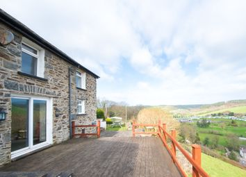 Thumbnail 2 bed semi-detached house for sale in Fforddlas, Llanrhystud