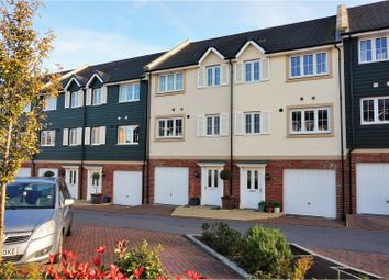 Thumbnail 3 bedroom town house for sale in Maud Avenue, Titchfield Common, Fareham