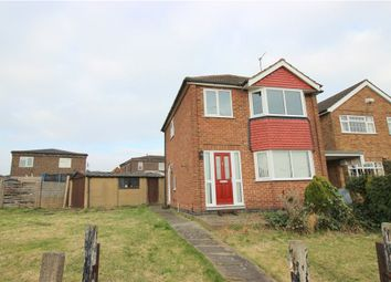 Thumbnail 3 bed detached house for sale in Rannoch Close, Spondon, Derby
