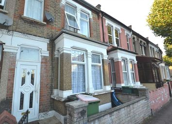Thumbnail 3 bed terraced house to rent in Shelley Avenue, Manor Park, London