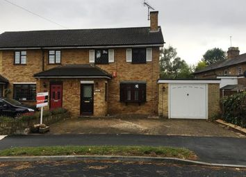 2 bed semi-detached house for sale in Lechmere Avenue, Chigwell IG7