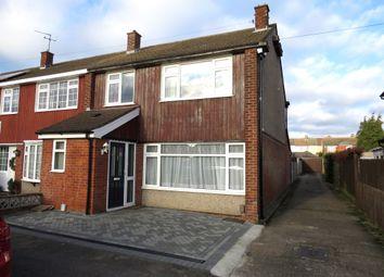 3 bed end terrace house for sale in Salisbury Road, Hoddesdon EN11