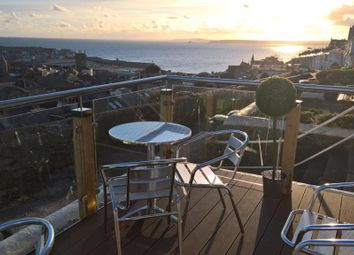 Thumbnail 6 bed terraced house for sale in Park Avenue, St. Ives, Cornwall
