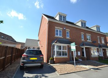 Thumbnail 4 bedroom town house for sale in Sargeson Road, Armthorpe, Doncaster