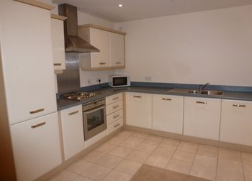 Thumbnail 1 bed flat to rent in Meadow Court, Wrexham