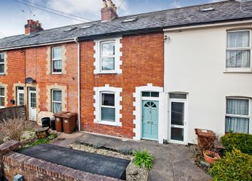 3 bed terraced house for sale in Belmont Road, Tiverton EX16