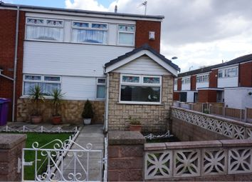 Thumbnail 4 bed end terrace house for sale in Smith Place, Liverpool