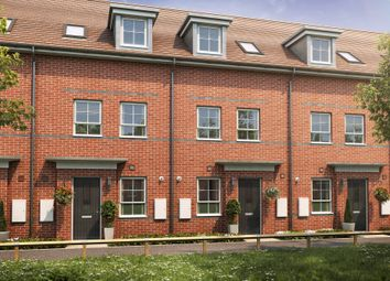 "Thumbnail 3 bedroom terraced house for sale in ""Norbury"" at High Street, Felixstowe"