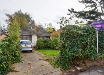 Thumbnail 2 bed bungalow for sale in Lower Woodlands Road, Gillingham