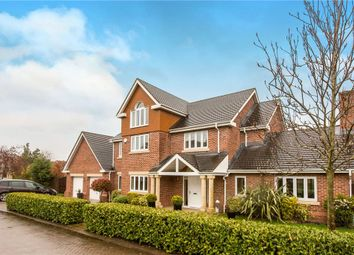 Thumbnail 7 bedroom detached house for sale in Hampstead Drive, Weston, Crewe