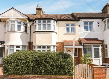 Thumbnail 4 bed terraced house for sale in Cavendish Avenue, New Malden