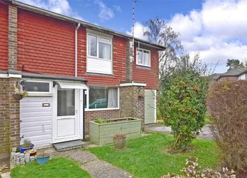Thumbnail 3 bed end terrace house for sale in Newlands Crescent, East Grinstead, West Sussex