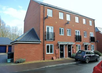 Thumbnail 3 bed terraced house for sale in Longhorn Avenue, Gloucester