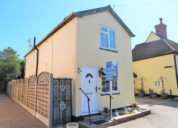 Thumbnail 3 bed cottage for sale in Farm Road, Great Oakley, Harwich