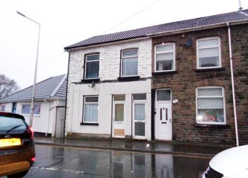 Thumbnail 3 bed flat for sale in Partridge Road, Tonypandy